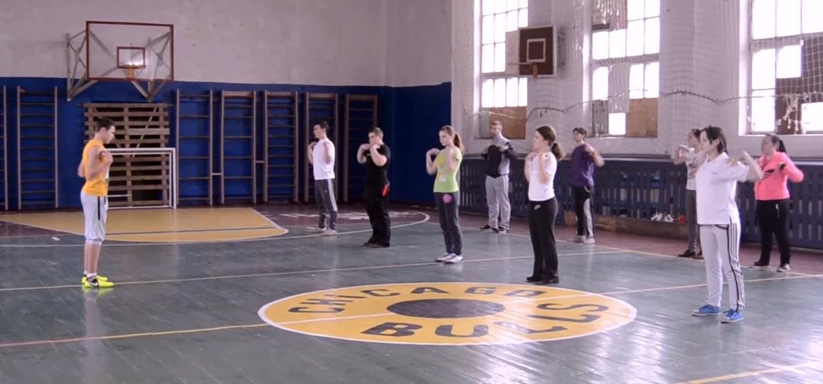 11 класс физическая культура