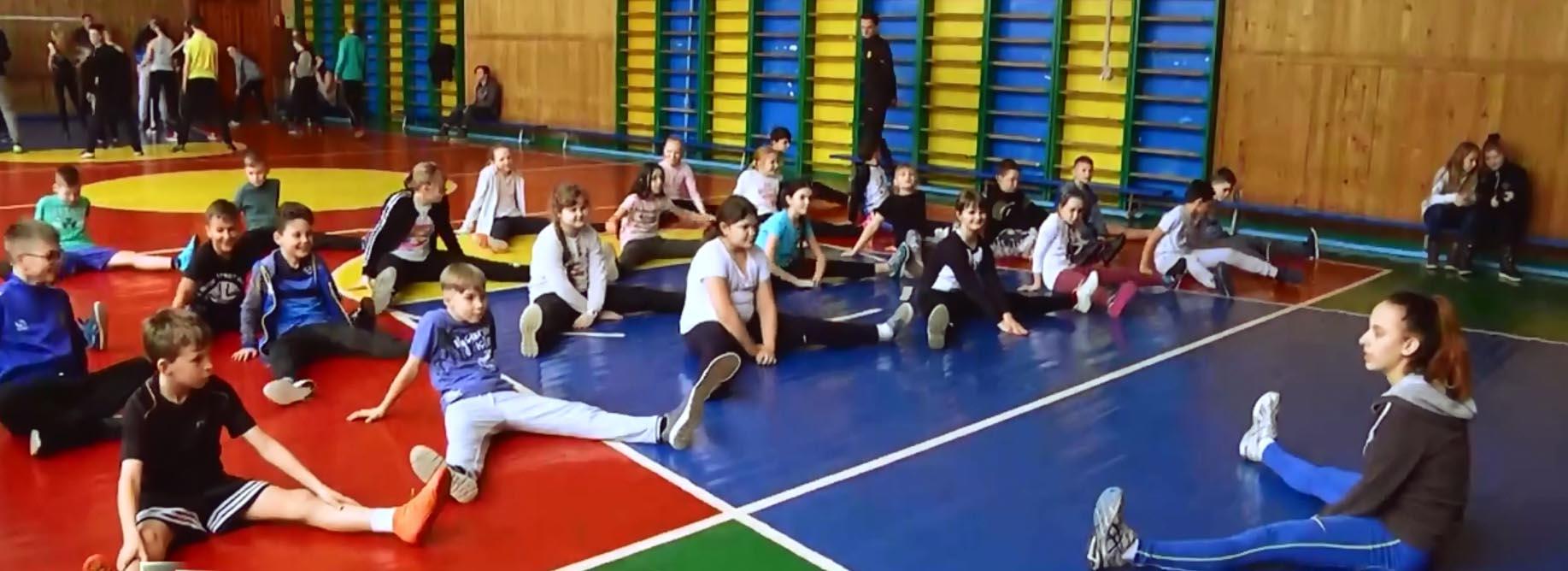 урок физкультуры в 6 классе на гибкость