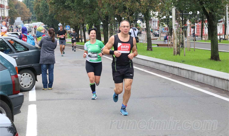 Бег на 3 км