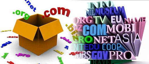 доменные имена