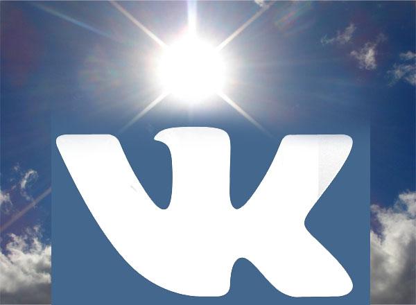 влияние жары на сервера Vk.com