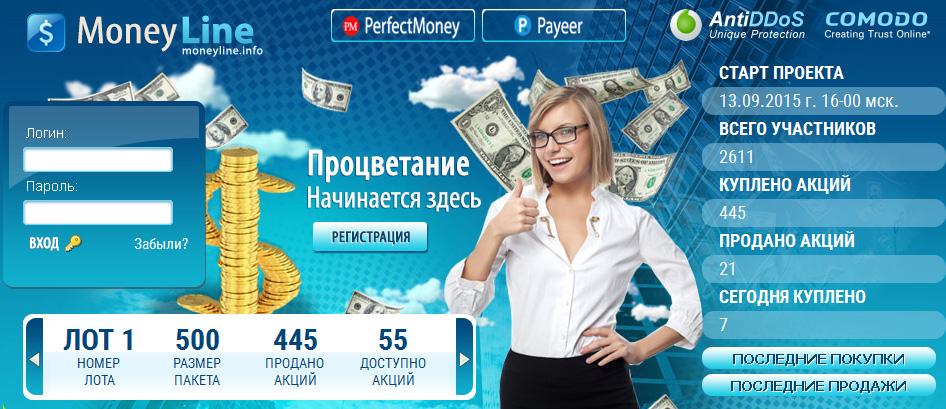moneyline.info
