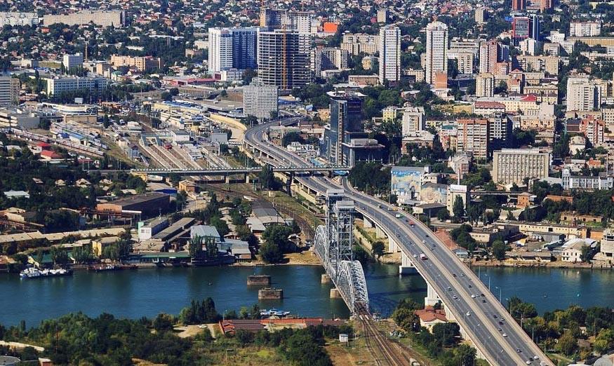 город миллионер Ростов-на-Дону