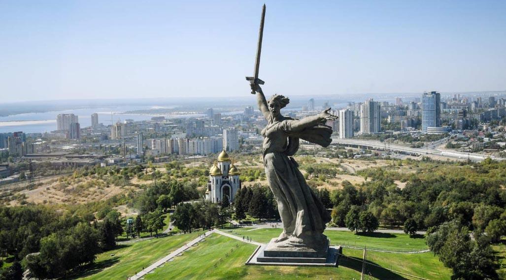 город герой Волгоград