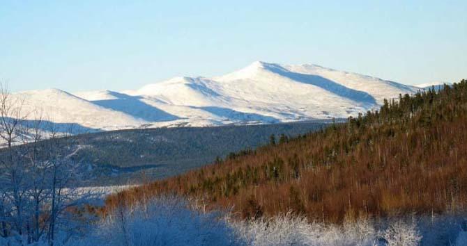 В честь Гумбольдта названа гора на Урале