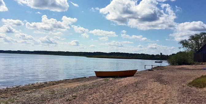 озеро Пейпси - Чудское