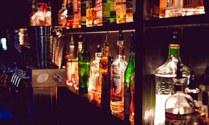барный ассортимент
