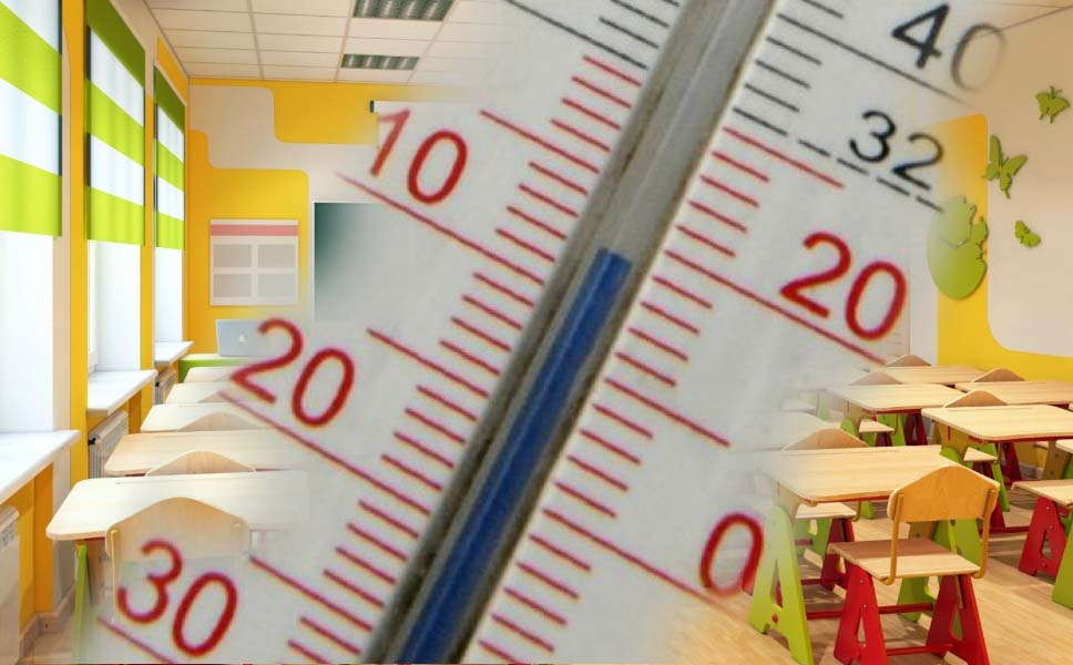температурная норма в классе