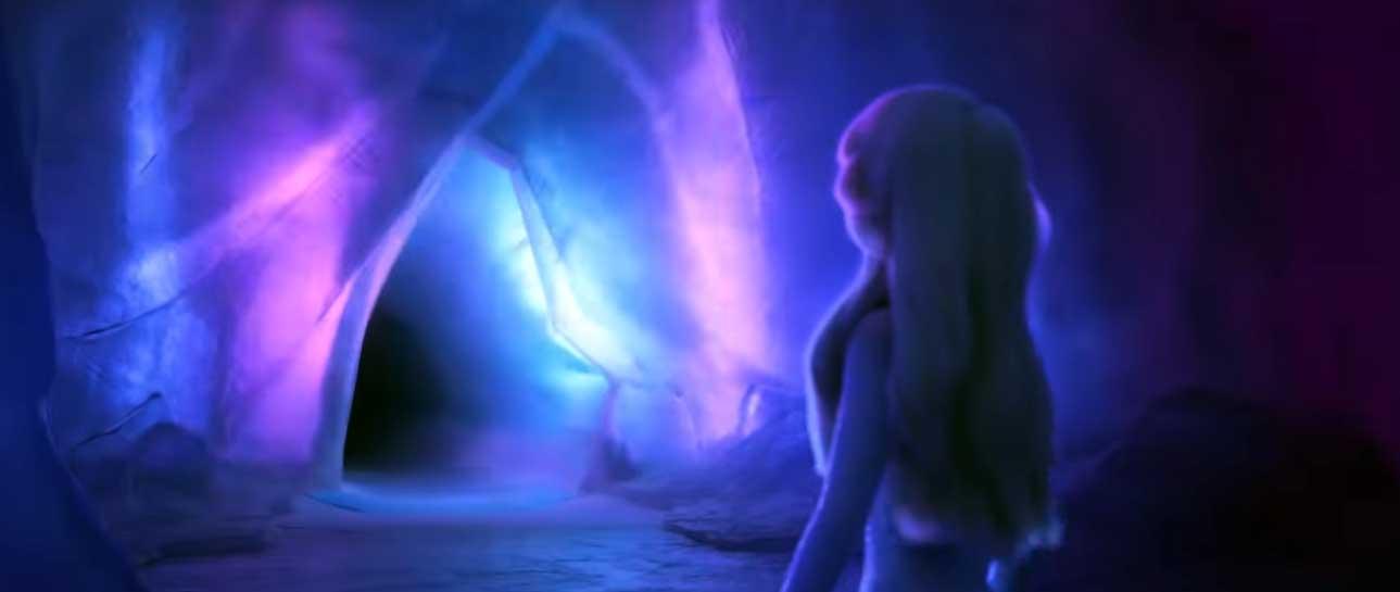 Пещера холодного Сердца