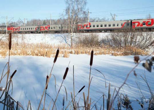 поезд на Ямал - край света