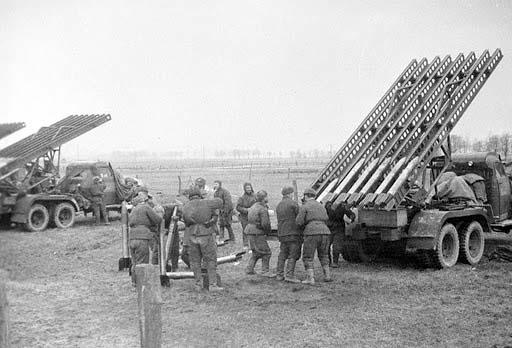 артиллеристы в Курской битве